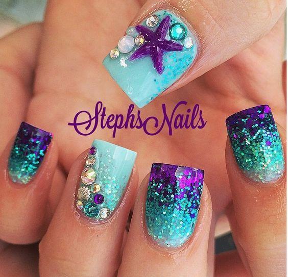 زفاف - Summer Nails
