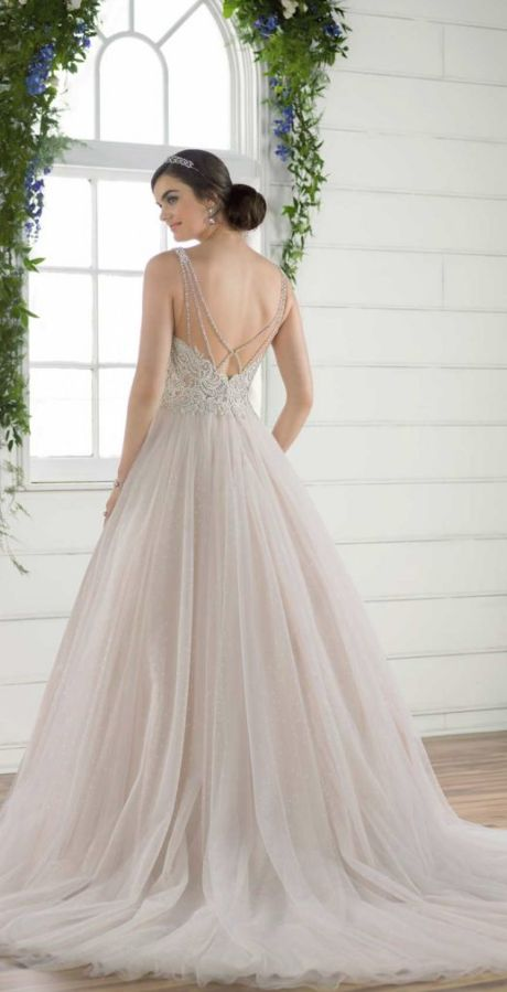 9fbc411d123 Ethereal Spring 2018 Essense Of Australia Wedding Dresses  2825604 ...