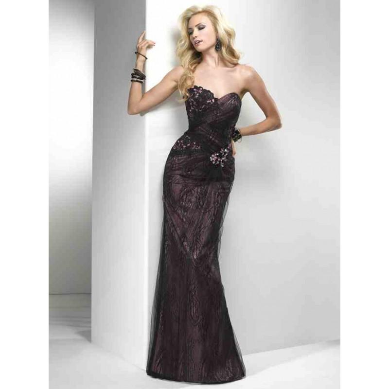 Flirt Prom Dress P2789 - Rosy Bridesmaid Dresses #2825618 - Weddbook