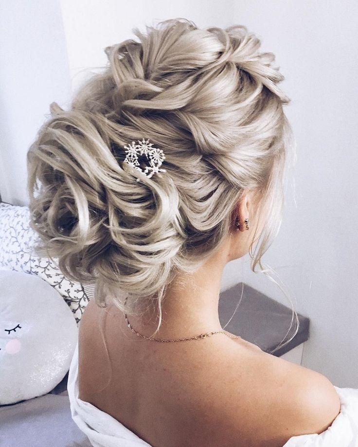 Свадьба - Wedding Updo Hairstyle
