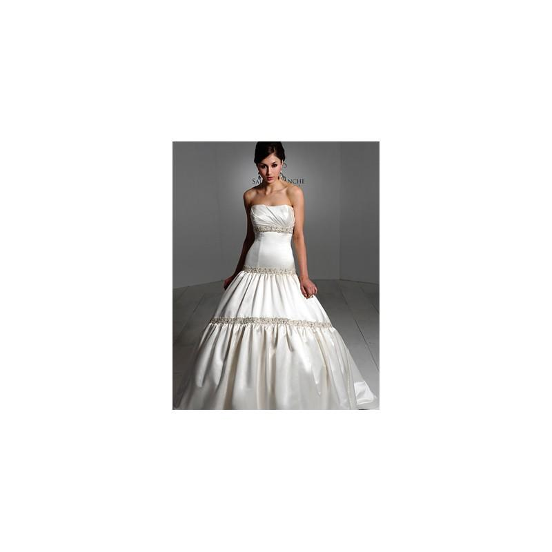 Wedding - Saison Blanche Boutique Wedding Dress Style No. B3089 - Brand Wedding Dresses