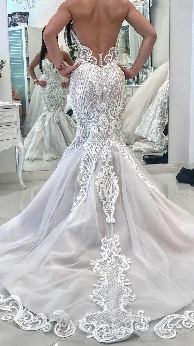 Mariage - Beautiful Wedding Dresses Would Look Glamorous On All Sorts Of Brides-To-Be