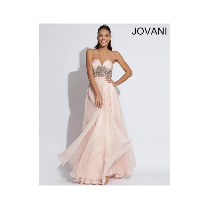 Wedding - Classical Cheap New Style Jovani Prom Dresses  1482 New Arrival - Bonny Evening Dresses Online