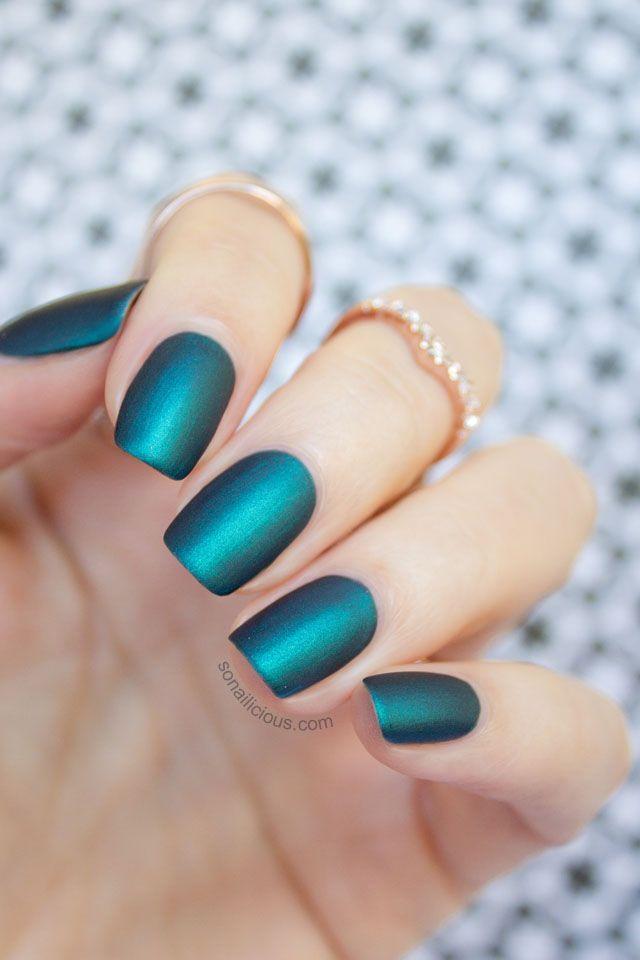Hochzeit - Mint Polish Czarina: The Perfect Emerald, 3 Ways