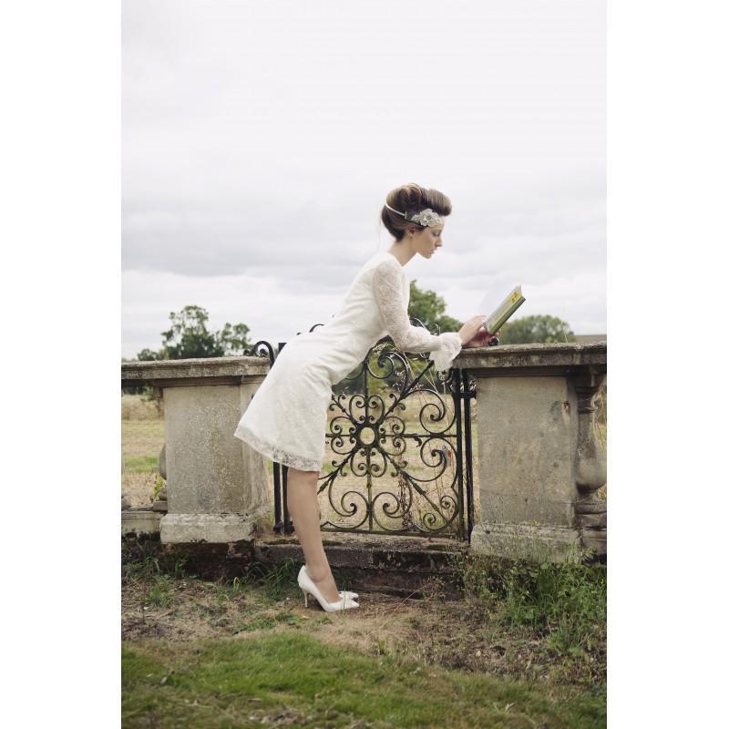 Wedding - Kitty & Dulcie Country Set Lady Penelope bridal gown (5) - Stunning Cheap Wedding Dresses