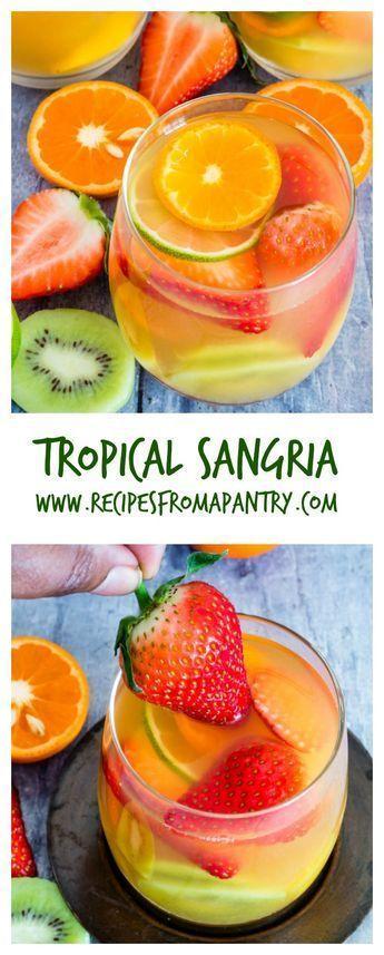 Wedding - Tropical Sangria