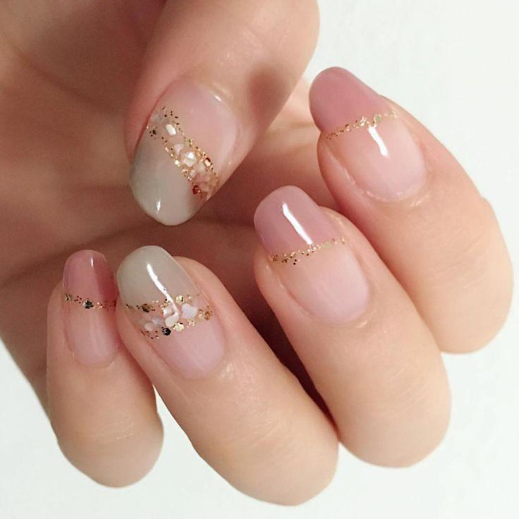 Свадьба - Trendy Nail Art