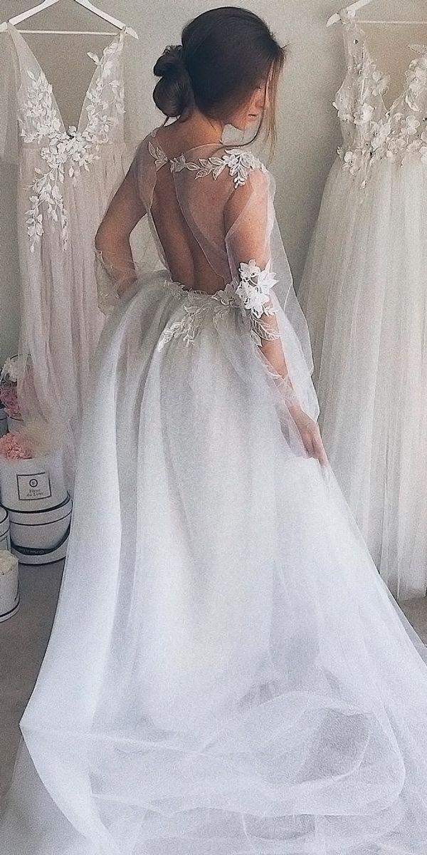 زفاف - 30 Bohemian Wedding Dress Ideas You Are Looking For