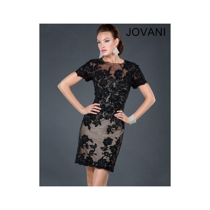 Свадьба - 73003 Jovani Cocktail - HyperDress.com