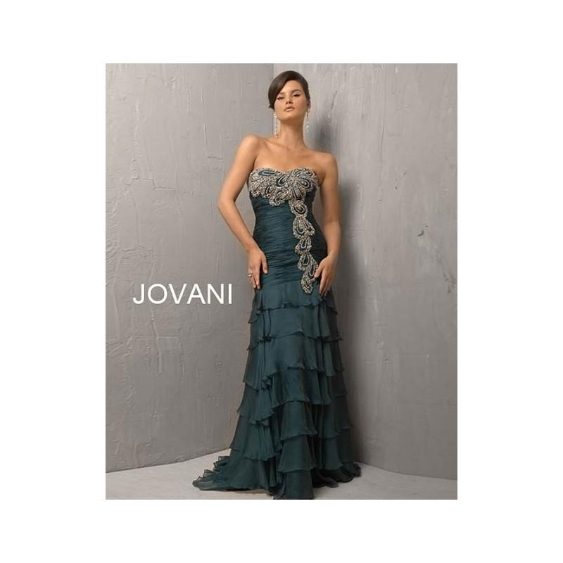 Wedding - Classical Cheap New Style Jovani Prom Dresses  5802 New Arrival - Bonny Evening Dresses Online