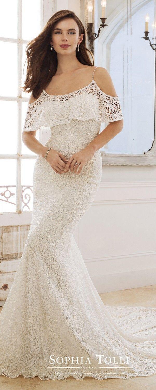 Wedding - Sophia Tolli Wedding Dresses 2018 Collection