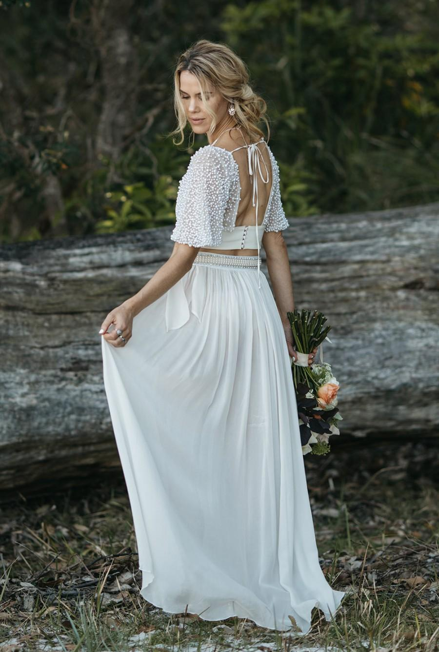 Kleiden - Under Your Spell 2PC Wedding Gown #2826476 - Weddbook