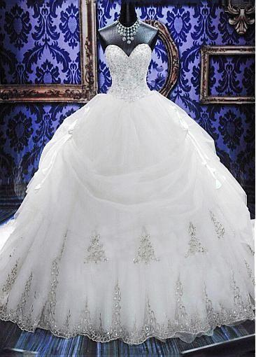 Wedding - Wedding Dresses--Just Ideas For Our Future Brides