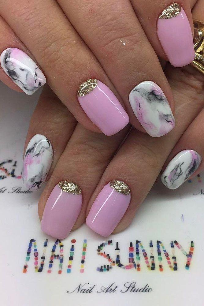 51 Special Summer Nail Designs For Exceptional Look #2826610 - Weddbook