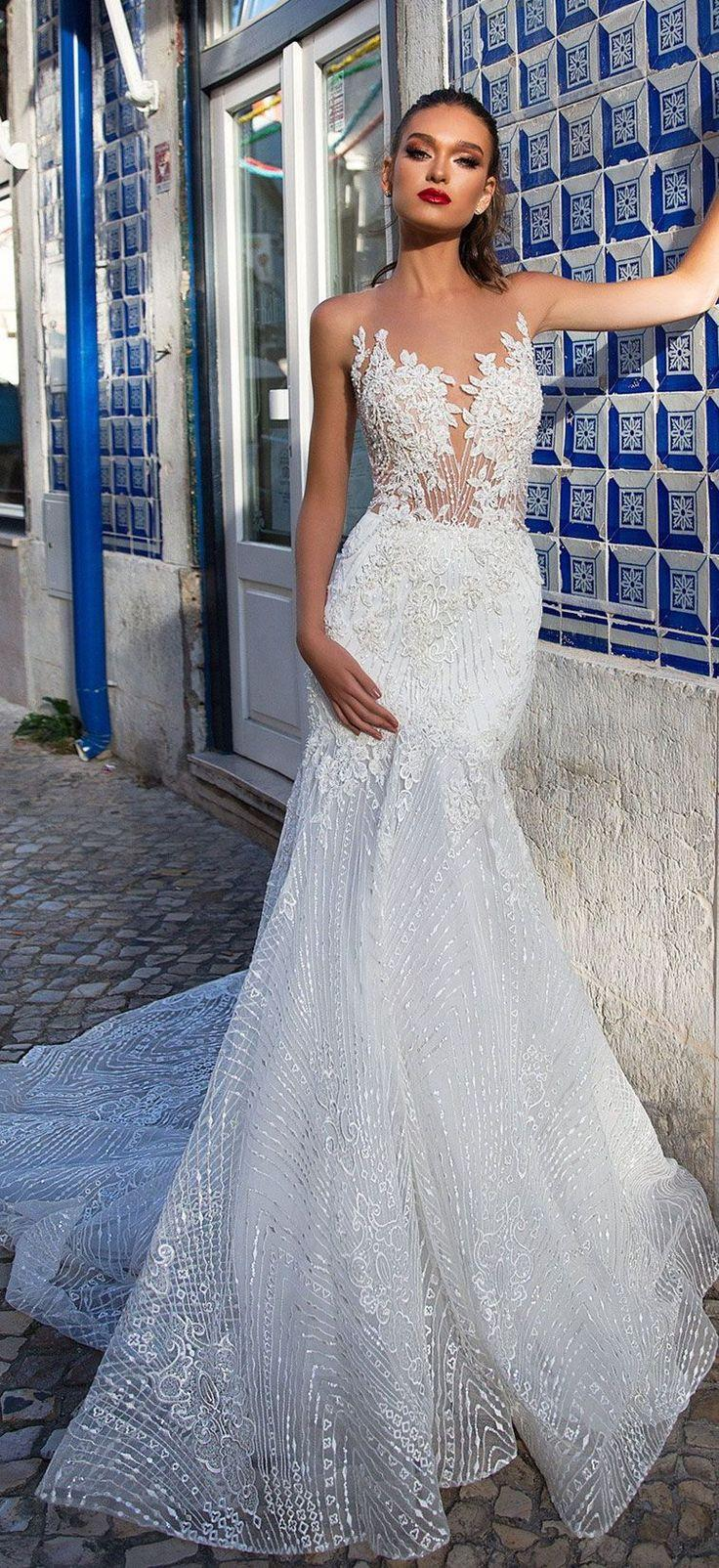 Mariage - Milla Nova Wedding Dress Inspiration