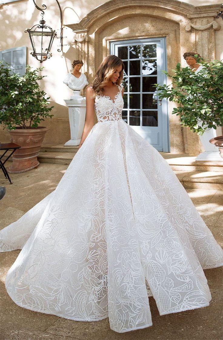 ecc42b948d Dress - Milla Nova Wedding Dress Inspiration  2826721 - Weddbook