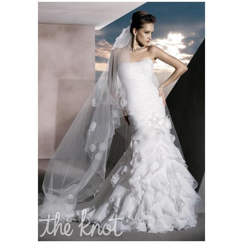 Свадьба - Demetrios 3171 Wedding Dress - The Knot - Formal Bridesmaid Dresses 2018