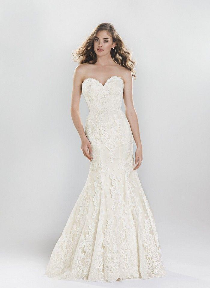 Свадьба - Beautiful Wedding Dresses And Bridalwear Inspiration