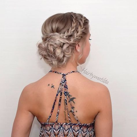 Hochzeit - 100 Most-Pinned Beautiful Wedding Updos Like No Other