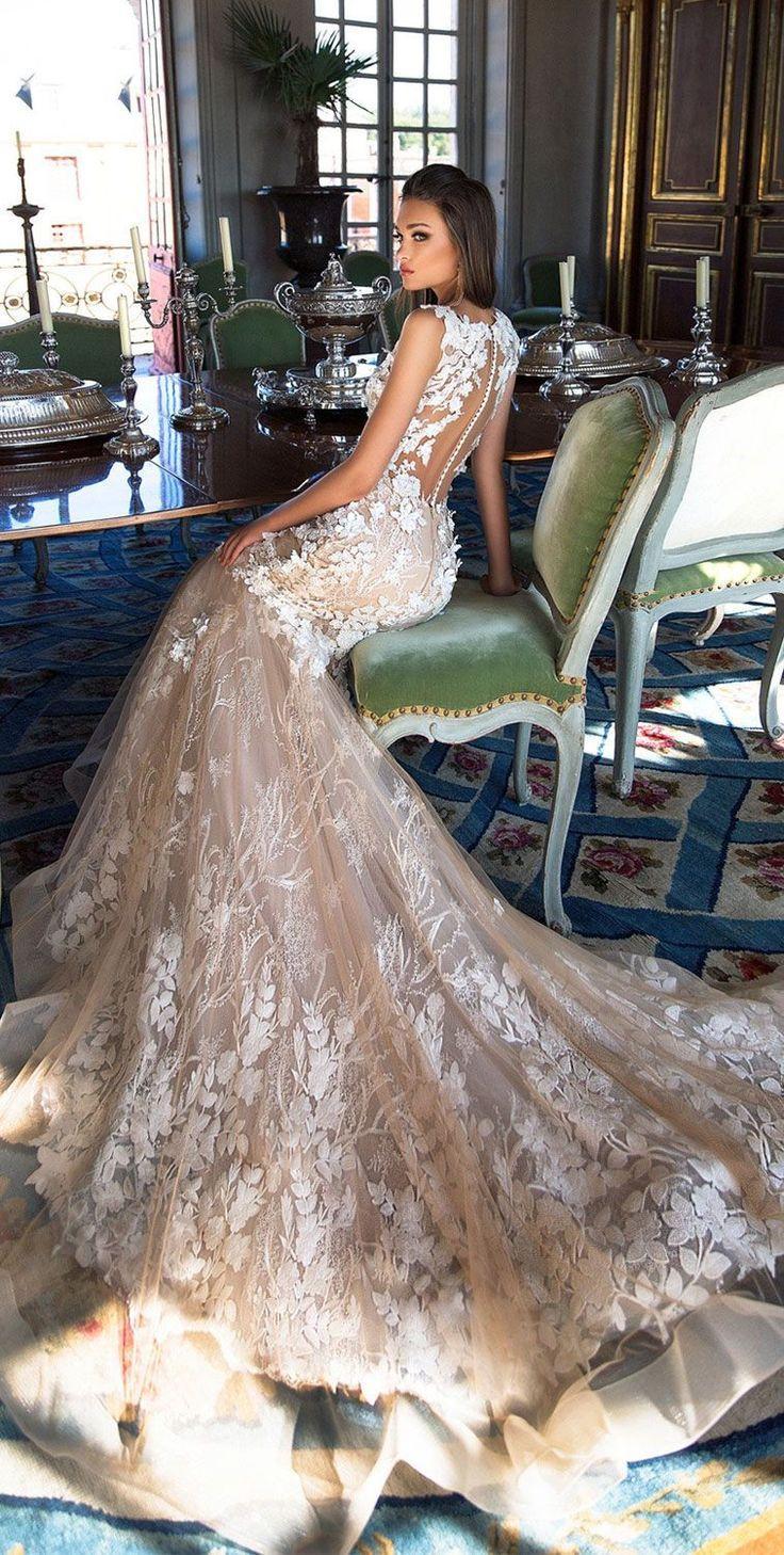 67abceb506 Dress - Milla Nova Wedding Dress Inspiration  2827152 - Weddbook