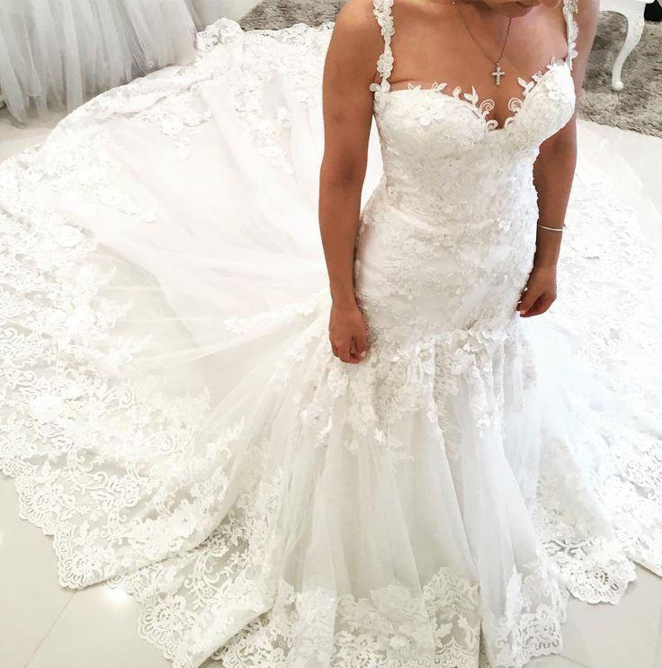 Wedding - Beautiful Wedding Dresses Would Look Glamorous On All Sorts Of Brides-To-Be