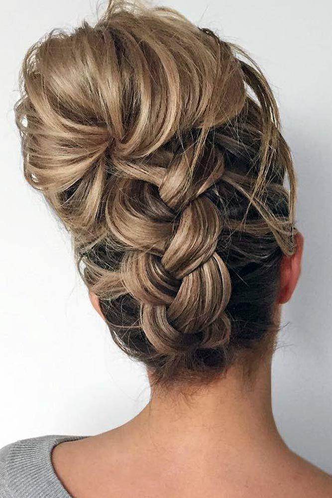 Свадьба - 12 Updos For Medium Length Hair