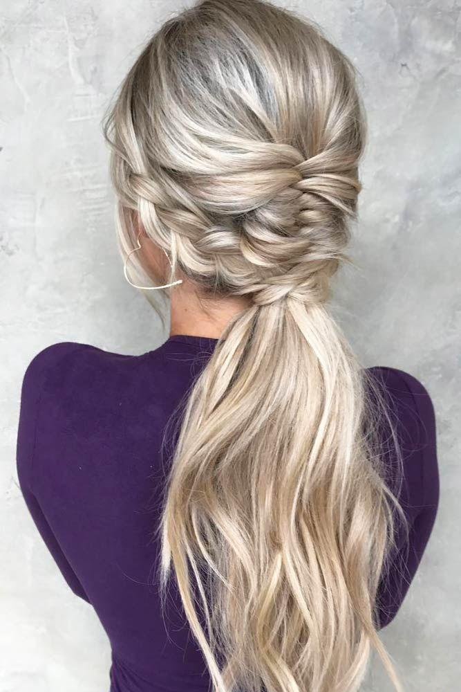 27 Totally Trendy Prom Hairstyles For 2018 To Look Gorgeous #2827269 ...