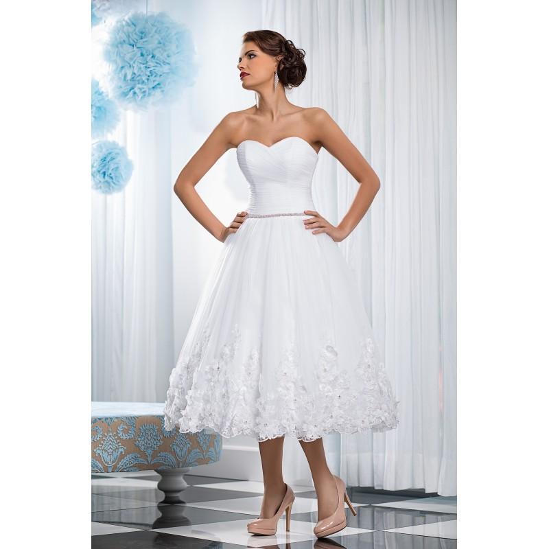 Wedding - La Lucienne Coral -  Designer Wedding Dresses