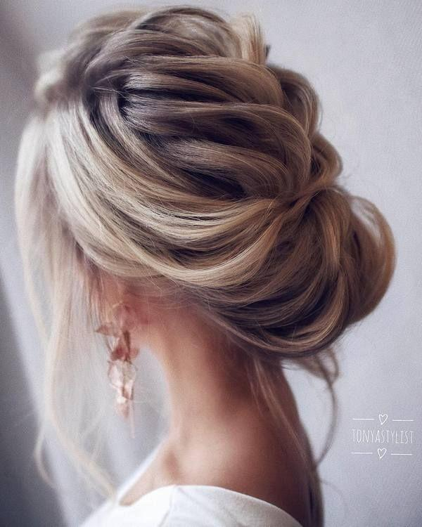 20 Gorgeous Wedding Hairstyles For Long Hair: Top 20 Long Wedding Hairstyles And Updos For 2018 #2827468