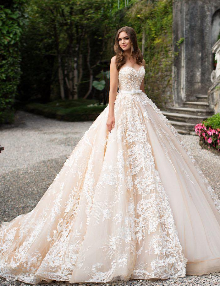 4d184fe5fd Dress - Wedding Dress Inspiration - MillaNova  2827543 - Weddbook