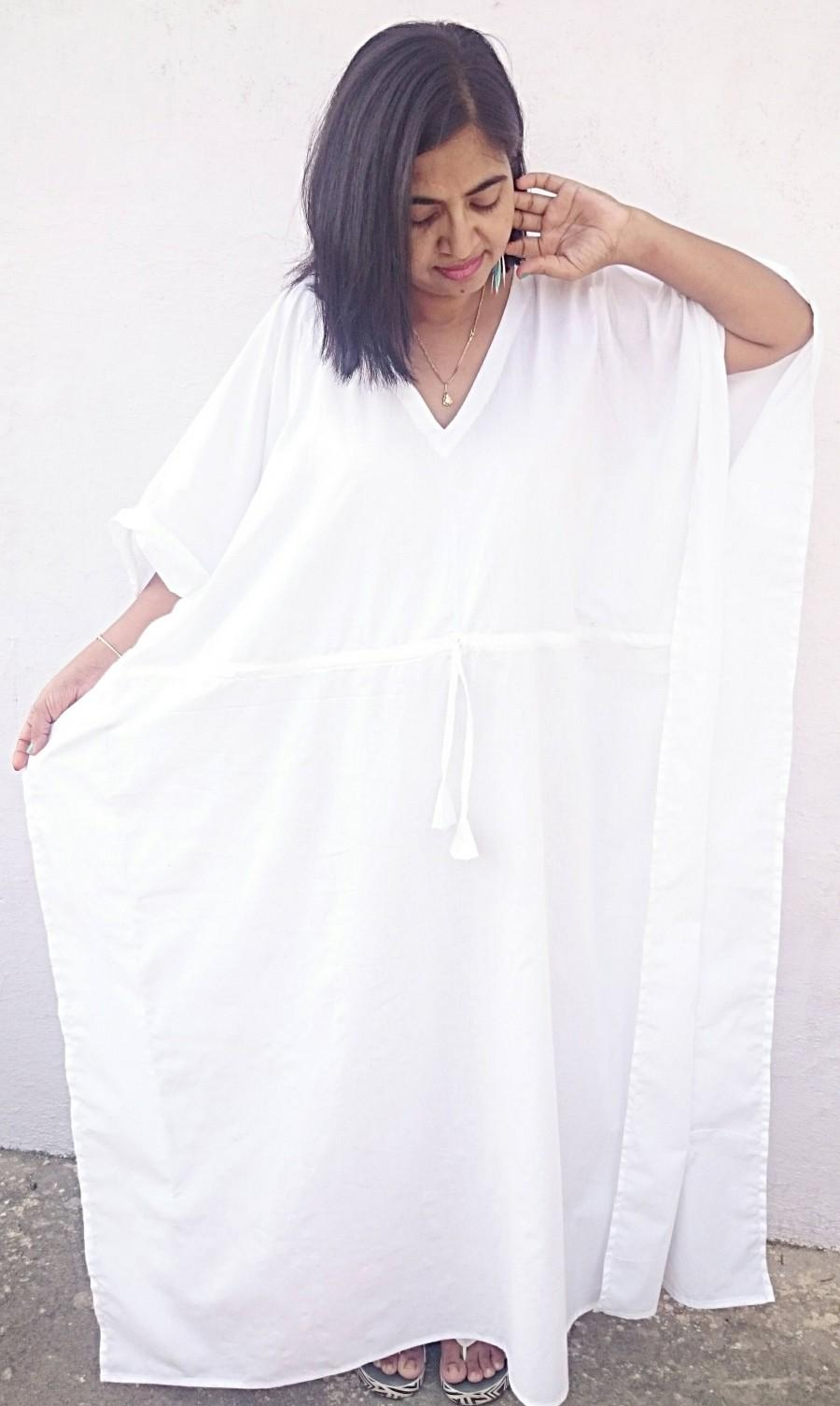 Maternity Robe, White, Birthing Gown, Labor Delivery Gown, Maternity ...