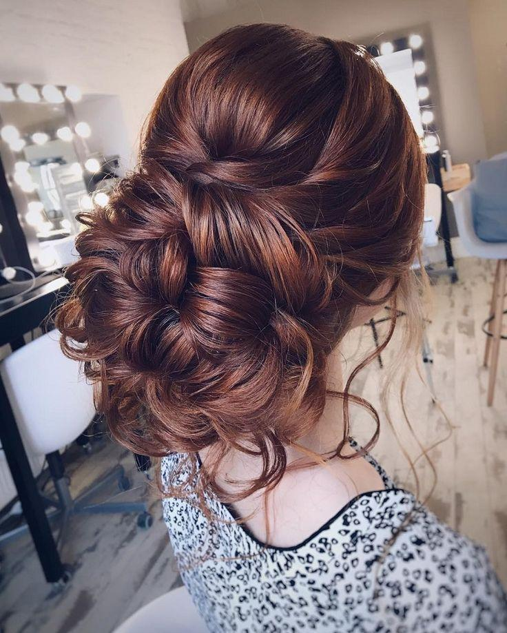 زفاف - Fabulous Updo Wedding Hairstyles With Glamour