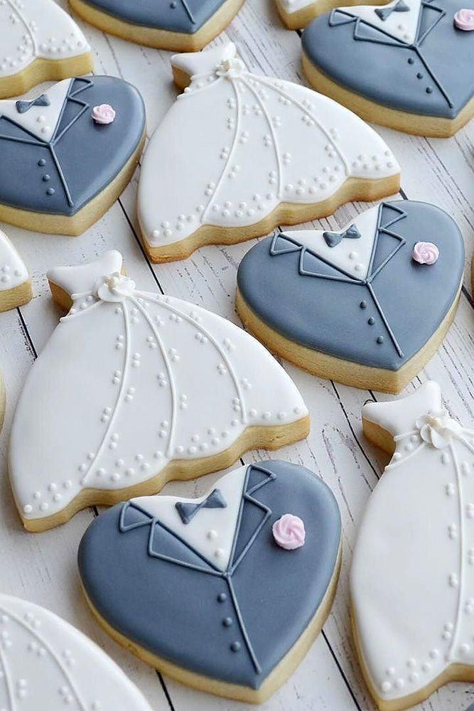 Wedding Theme 36 Wedding Cake Cookies Decor Ideas 2827720 Weddbook