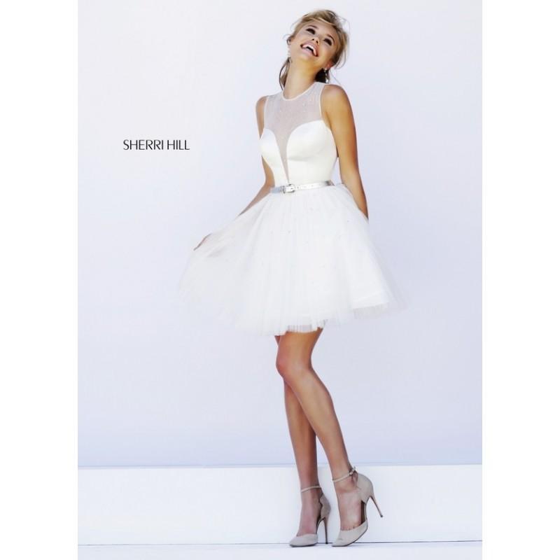 Sherri Hill Prom Dresses Style 32204 - Wedding Dresses 2018,Cheap ...