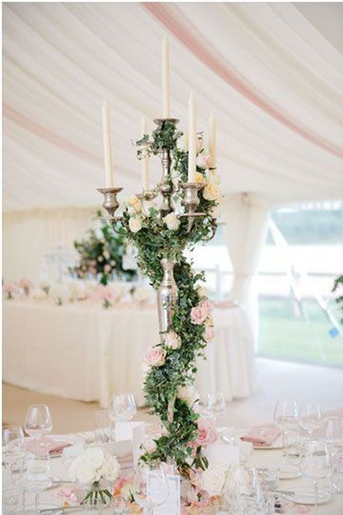 Mariage - 15 Pretty Perfect Wedding Reception Ideas