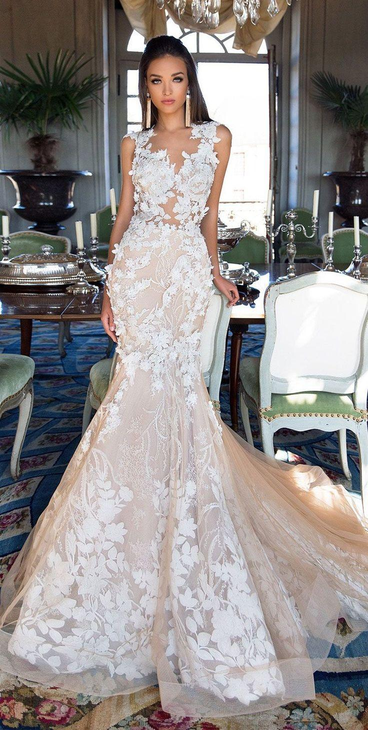 Mariage - Milla Nova Wedding Dress Inspiration