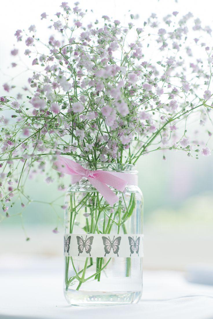 Свадьба - Pretty Pink Floral Garden Wedding