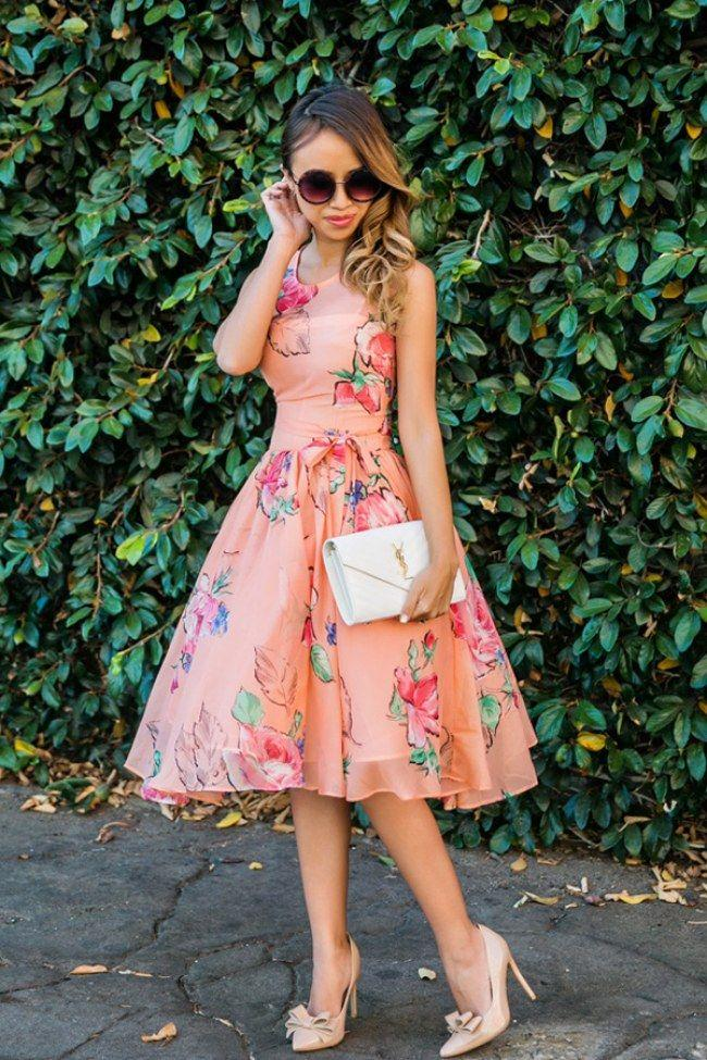 50 Stylish Wedding Guest Dresses That Are Sure To Impress 2828074