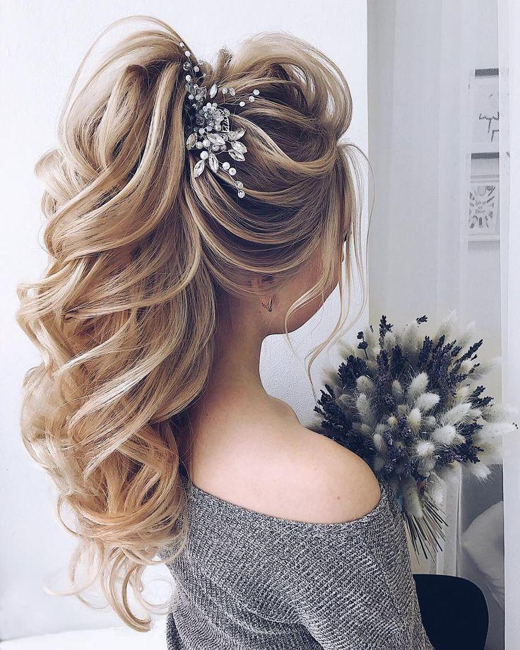 Mariage - 92 Drop-Dead Gorgeous Wedding Hairstyles For Every Bride To Be
