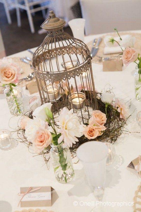 Top 20 Vintage Birdcage Wedding Centerpieces For 2018 2829415