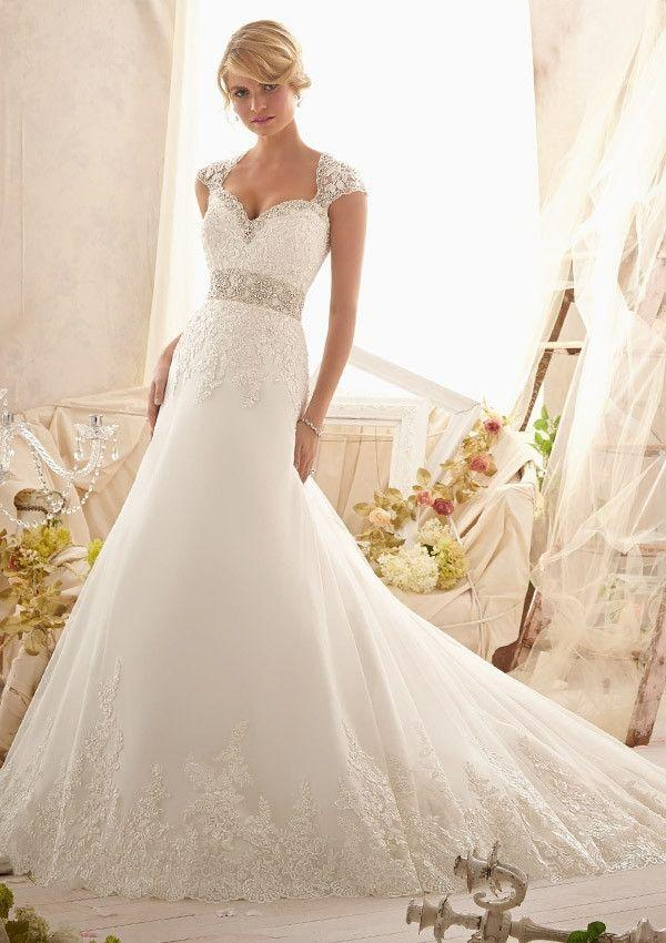 Wedding - Mori Lee - 2616 - All Dressed Up, Bridal Gown