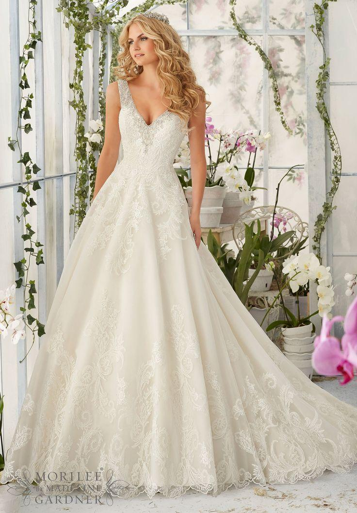 Mariage - Mori Lee - 2813 - All Dressed Up, Bridal Gown