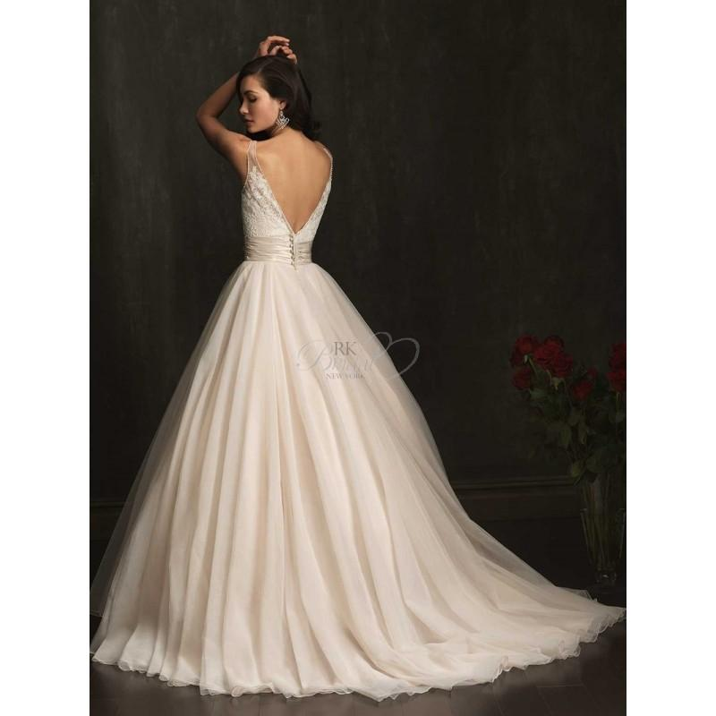 Allure Bridal Fall 2013 - Style 9067 - Elegant Wedding Dresses ...