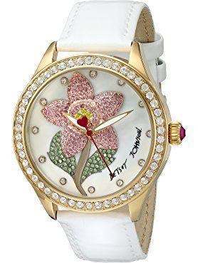 Hochzeit - Betsey Johnson Watches