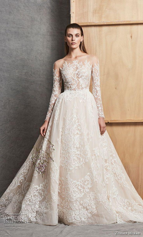 Kleiden zuhair murad fall 2018 wedding dresses 2830181 for Zuhair murad used wedding dress