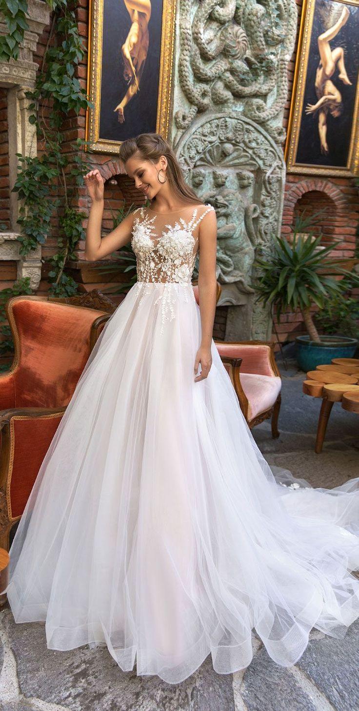 Wedding - Michal Medina 2018 Wedding Dresses