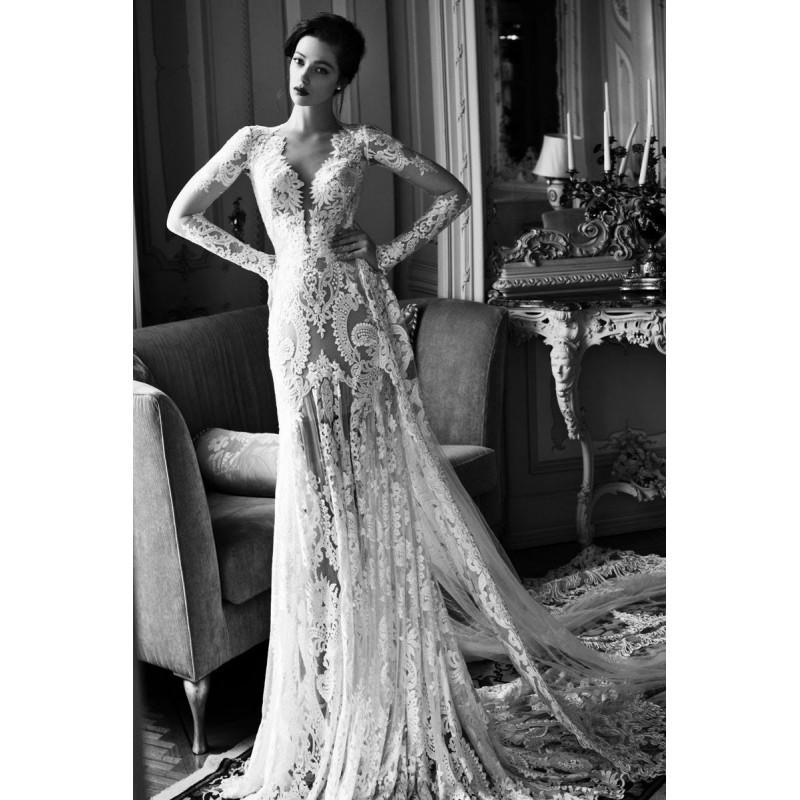 Свадьба - Elihav Sasson 2016 Style 1552 -  Designer Wedding Dresses