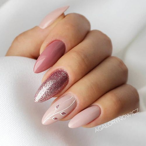 Свадьба - BEST NAILS - 30 Best Nails Of Instagram For 2018