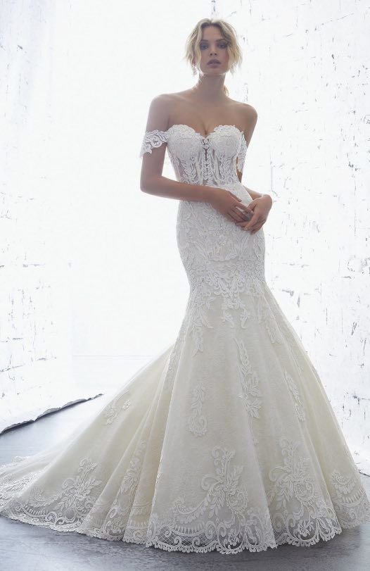 Свадьба - Wedding Dress Inspiration - Morilee By Madeline Gardner AF Couture Collection