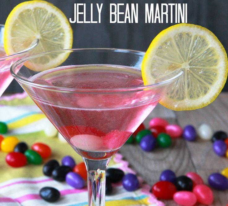 Wedding - Jelly Bean Martini